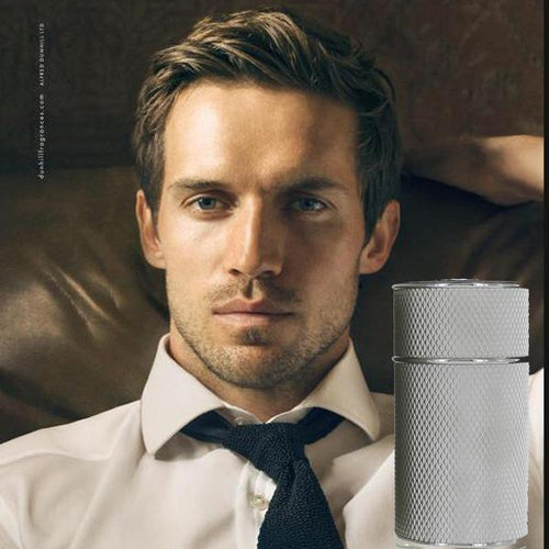 Dunhill London Icon For Men Silver – 100ml