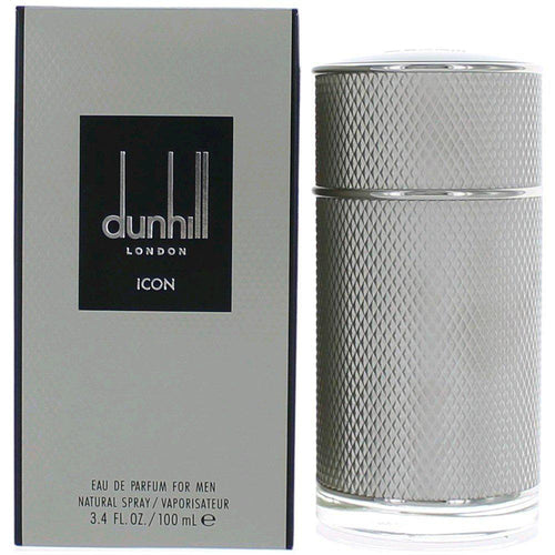 Dunhill London Icon For Men Silver – 100ml - Mens Perfume - diKHAWA Online Shopping in Pakistan