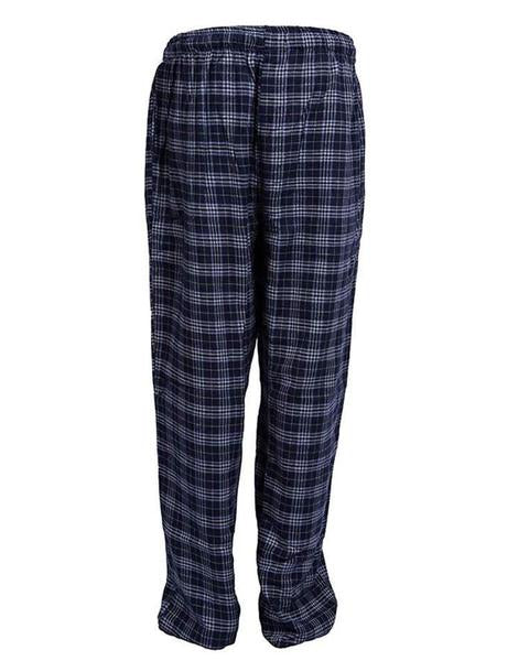 Pack of 2 - Men's Cotton Check Pajama - Cotton Yarn Dyed Flannel Men's Pajama MF-09