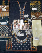 Elan Lawn Collection - 06-A (Replica)(Unstitched)