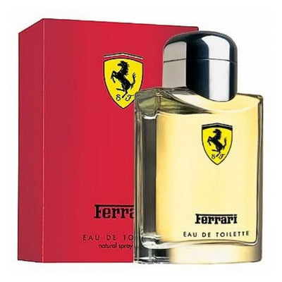 Ferrari Eau De Toilette For Men – 125ml - Mens Perfume - diKHAWA Online Shopping in Pakistan