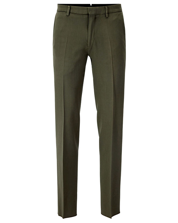 Mens Cotton Dress Pants By Hugo Boss - 1012