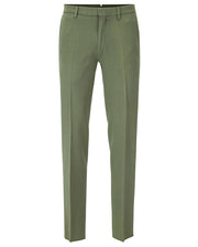 Mens Cotton Dress Pants By Hugo Boss - 1016