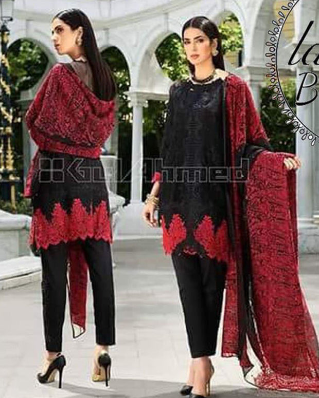 Gul Ahmed New Lawn Collection (Replica)(Unstitched)