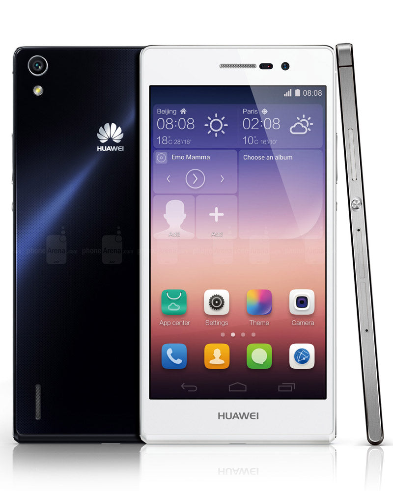 Huawei Ascend P7 Price & Specifications With Pictures
