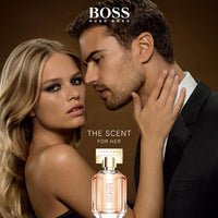 Hugo Boss The Scent For Women - 100ml - Ladies Perfume - diKHAWA Online Shopping in Pakistan