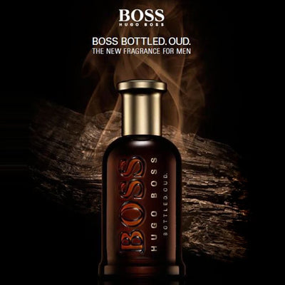 Hugo Boss Bottled Oud Mens Perfume – 100ml - Mens Perfume - diKHAWA Online Shopping in Pakistan