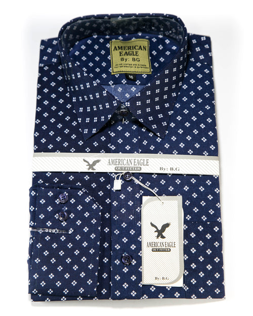 Mens Casual Dress Shirts By American Eagle