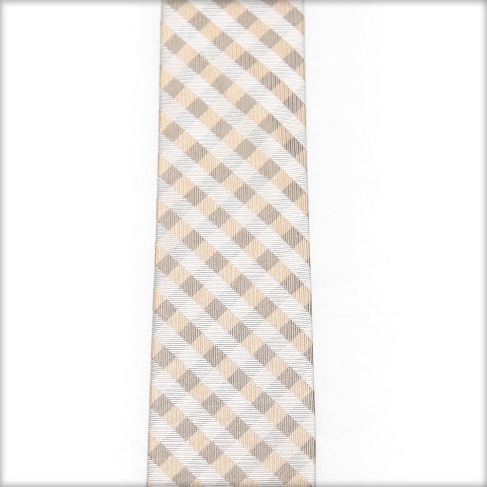 Executive Officer Self Check Tie For Men – JB-2046 - Ties - diKHAWA Online Shopping in Pakistan