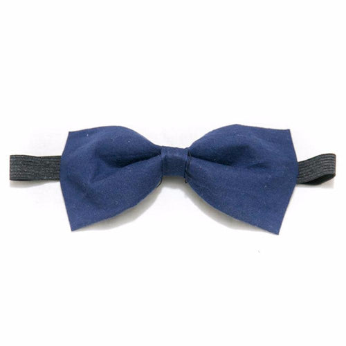 Blue Bow Tie For Men – BT-2058 - Ties - diKHAWA Online Shopping in Pakistan