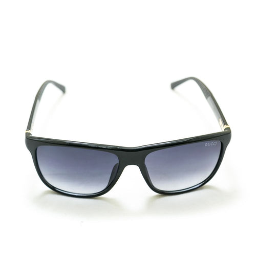 Gucci Sunglasses For Men – Glossy Black Frame – 1107 - Mens Sunglasses - diKHAWA Online Shopping in Pakistan