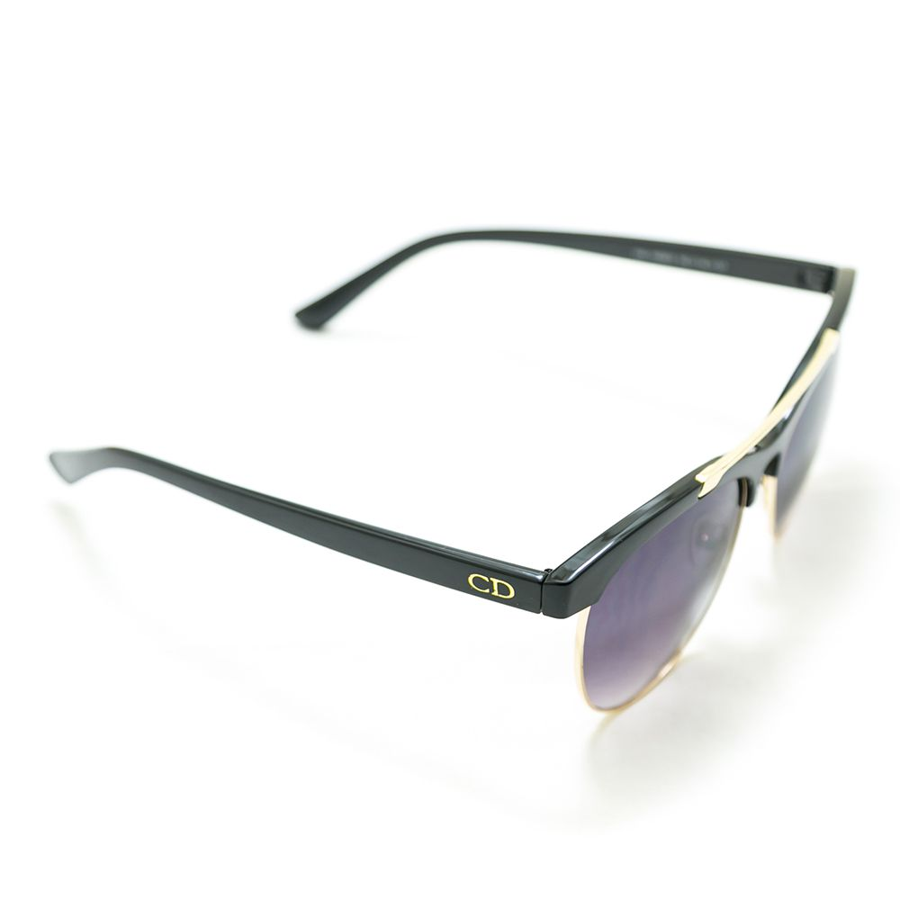Dior Men Sunglasses – Black & Golden Frame – HX-16863 - Mens Sunglasses - diKHAWA Online Shopping in Pakistan