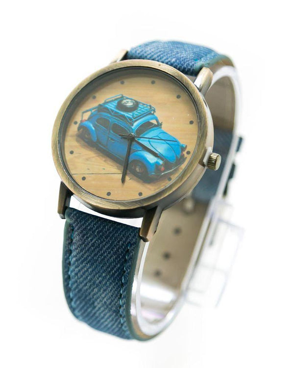 Buy Classic Mens Watch Foxy Print With Blue Belt – MWS-014 Online in Karachi, Lahore, Islamabad, Pakistan, Rs.300.00, Mens Watches Online Shopping in Pakistan, Friends Watches, Belt Watches, cf-type-watches, cf-vendor-friends-watches, Fancy Watches, For Boys, For Men, Round Dial Watches, diKHAWA Online Shopping in Pakistan