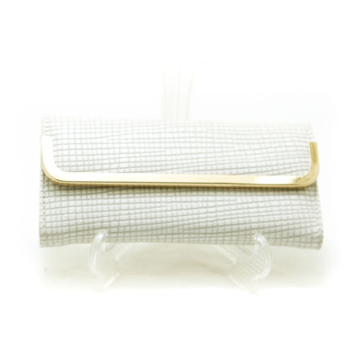 Fancy Hand Purse For Ladies – White Cobra- WPS-03 - Ladies Purse - diKHAWA Online Shopping in Pakistan