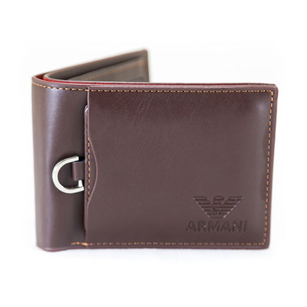 Buy Armani Wallets For Men – MWS-101 Online in Karachi, Lahore, Islamabad, Pakistan, Rs.700.00, Mens Wallets Online Shopping in Pakistan, Armani, Branded Wallets, cf-color-brown, cf-type-wallets, cf-vendor-armani, Copy, For Men, Imported Wallets, Leather Wallets, diKHAWA Online Shopping in Pakistan