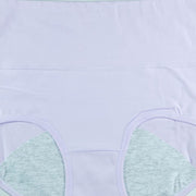 Pack of 2 - Girls Briefs Cotton Periods Panty - Flourish Mix Colors Cotton Periods Panty - 6291