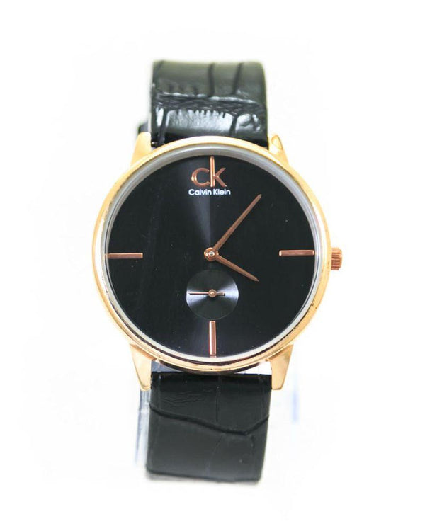 Buy Ck Calvin Klein Mens Watches With Black Dial & Black Belt – WL-4021 Online in Karachi, Lahore, Islamabad, Pakistan, Rs.900.00, Mens Watches Online Shopping in Pakistan, Calvin Klein, Belt Watches, cf-type-watches, cf-vendor-calvin-klein, Fancy Watches, For Boys, For Men, Round Dial Watches, diKHAWA Online Shopping in Pakistan