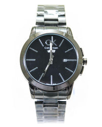 Ck Calvin Klein Mens Watches With Black Dial & Black Chain – WL-4023 - Mens Watches - diKHAWA Online Shopping in Pakistan
