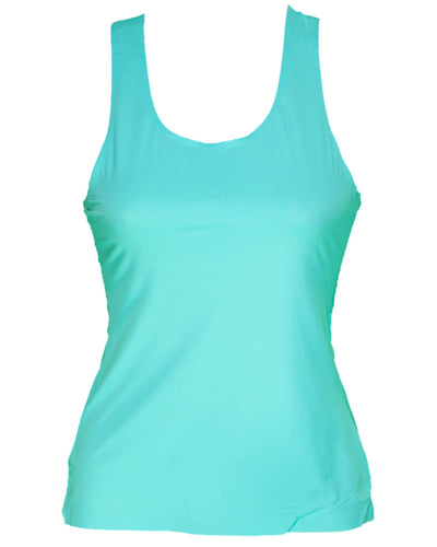 Plain Fancy Camisole For Women - Sky Blue Color - 184