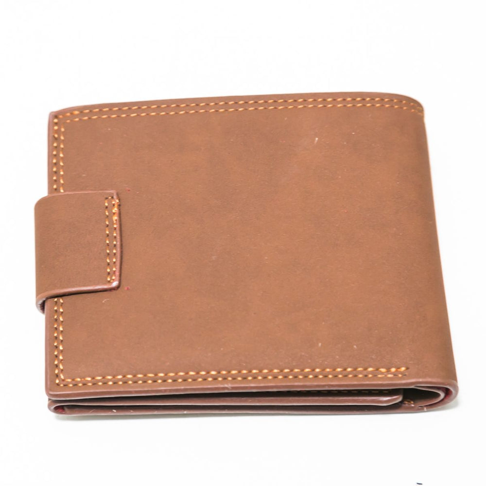 BMW Leather Wallets For Men - Brown – A2034 - Mens Wallets - diKHAWA Online Shopping in Pakistan