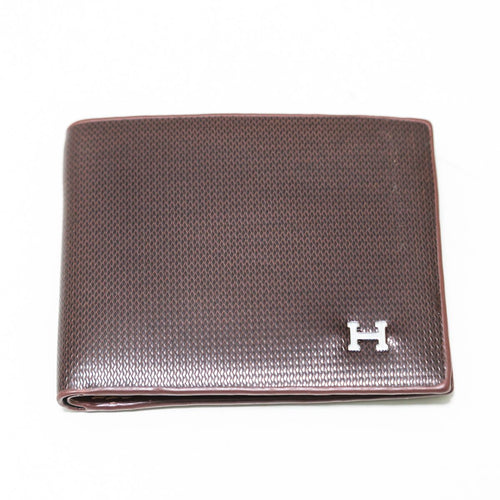 Hermes Wallets For Men - Brown – A2058 - Mens Wallets - diKHAWA Online Shopping in Pakistan