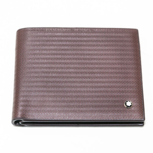 Mont Blanc Wallets For Men - Brown – A2062 - Mens Wallets - diKHAWA Online Shopping in Pakistan