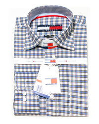 Formal Check Shirt Shirts for Men - Tommy Hilfiger Men's Dress Shirts - Men Shirts - diKHAWA Online Shopping in Pakistan