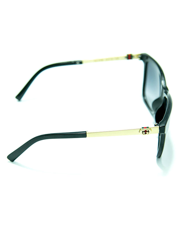 Gucci Sunglasses For Men – Glossy Black Frame – GG-3799 - MS3