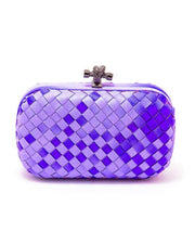 Mosaic  Design Clutch Purse for Ladies – Designer Purses - 9522 - Ladies Purse - diKHAWA Online Shopping in Pakistan