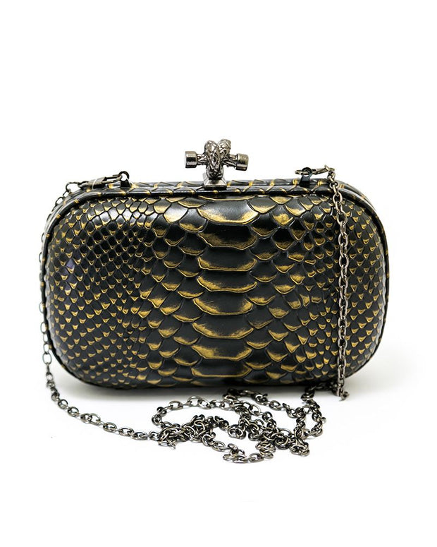 Cobra Clutch Purse – Exclusive Clutch Purse Collection - 3525 - Ladies Purse - diKHAWA Online Shopping in Pakistan