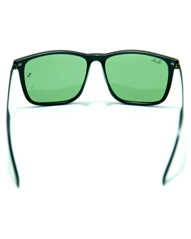 Ray Ban Sunglasses For Men With Mate Frame - 670 - MS45