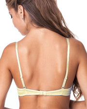 Skin Bridal Bra , Non Padded - Under Wired Bra - By Kelitha (Italian Brand)