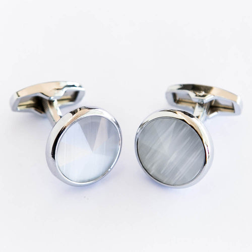 Crystal Stone Cufflinks For Man  – Best Choice For Mans