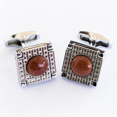 Stone Cufflinks For Man  – Best Choice For Mans