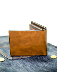 Bovi's Leather Mens Wallet - MW-307