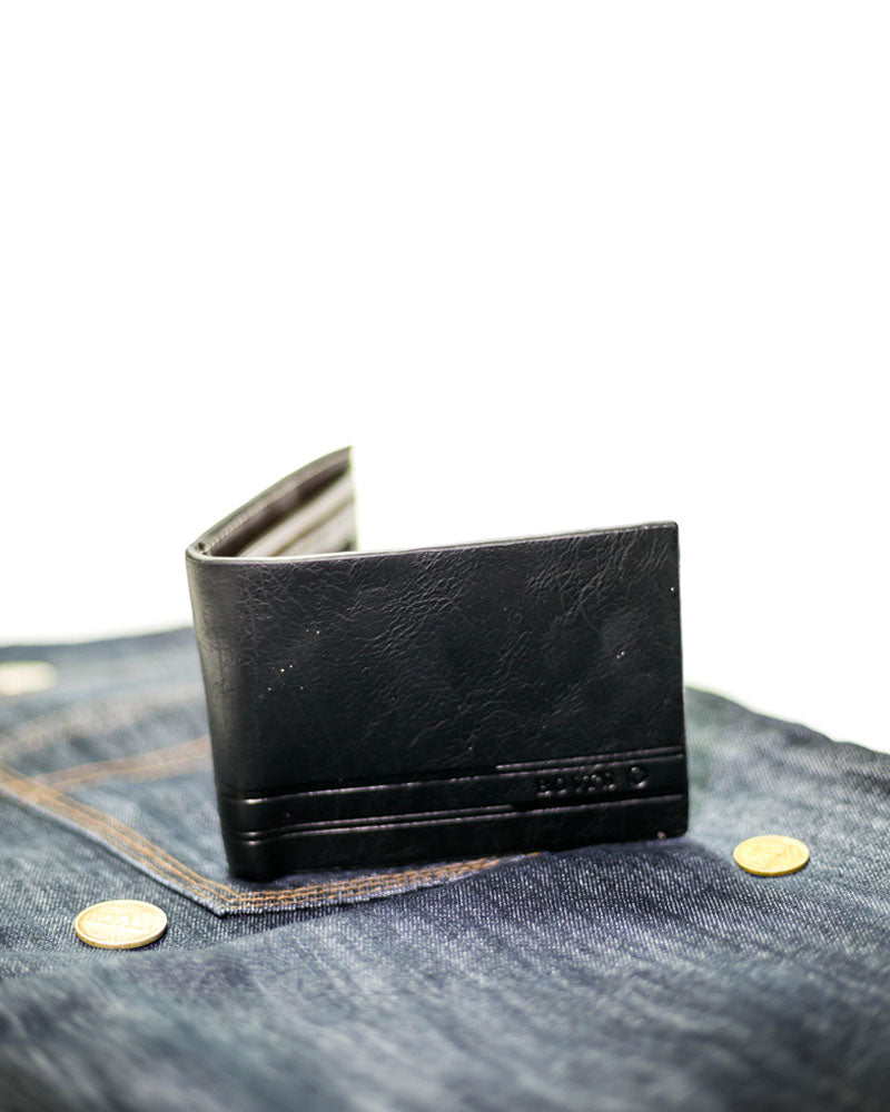 Bovi's Leather Mens Wallet - MW-310