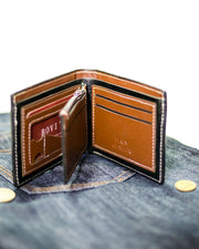 Bovi's Leather Mens Wallet - MW-313