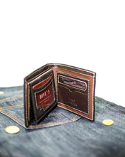 Bovi's Leather Mens Wallet - MW-315
