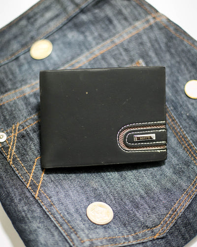 Bovi's Leather Mens Wallet - MW-305