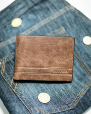 Bovi's Leather Mens Wallet - MW-311