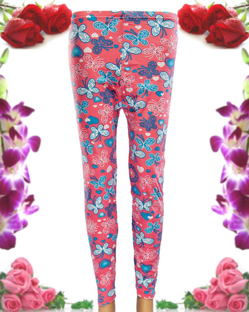 Printed Tights - Jersey Pajama For Women - PP-001