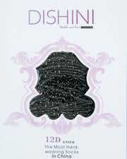 Dishini Sexy Leg Stocking - Fashion tights Full Leg Stocking - 12D