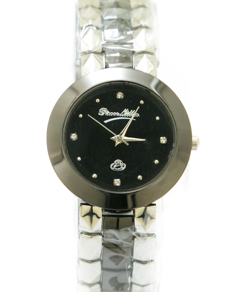 pm luxury life chain metal winner at mechanical screen watch shot men watches battery without for
