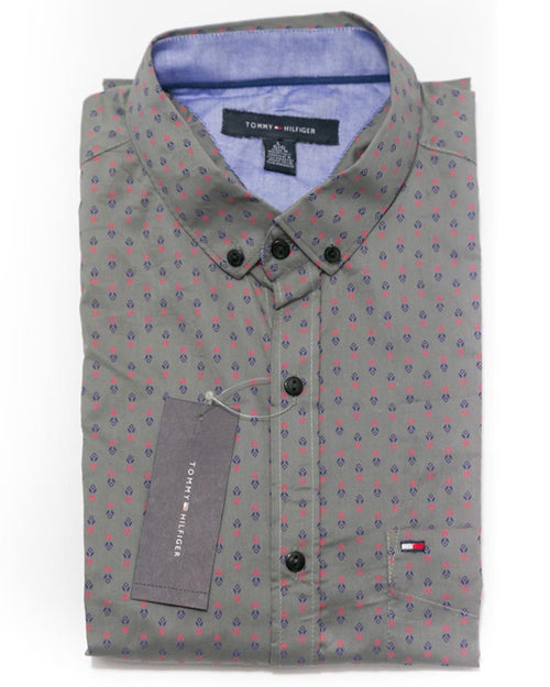 Tommy Hilfiger Men's Casual Dress Shirts