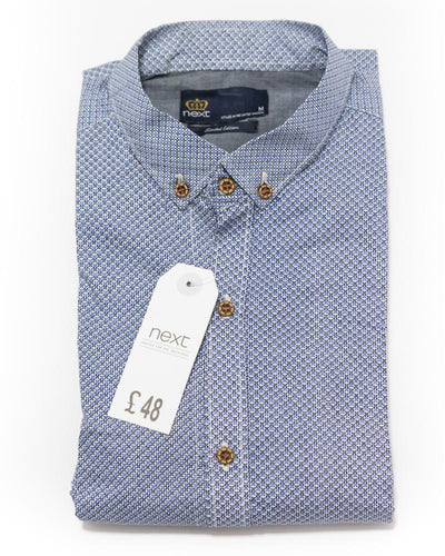 NEXT Men's Casual Dress Shirts
