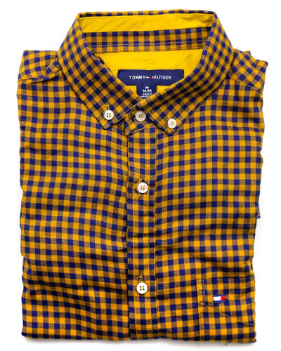 Tommy Hilfiger Men Party Shirts 4401