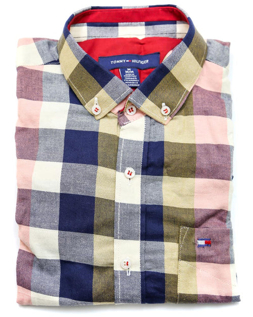 Tommy Hilfiger Men Party Shirts 4402