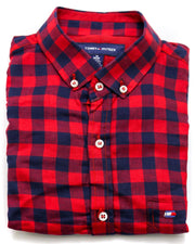 Tommy Hilfiger Men Party Shirts 4403