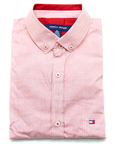 Tommy Hilfiger Men Casual Dress Shirts 3303