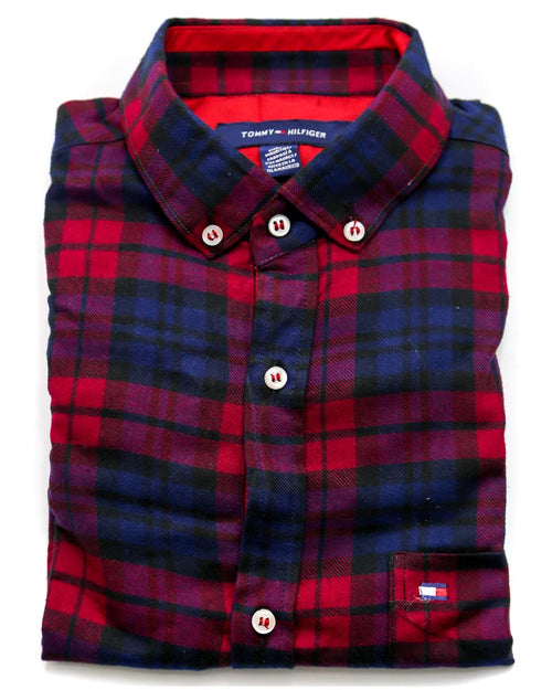 Tommy Hilfiger Men Party Shirts 4405